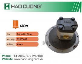 02003899 : Bơm thủy lực máy ATOM VS925-S120EX-MF9.4