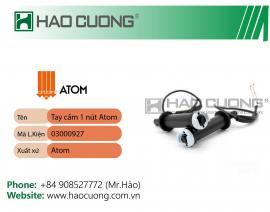 03000927 : Bộ tay cầm 1 nút nhấn ATOM