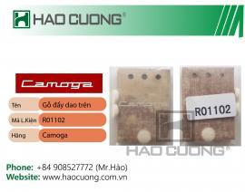 R01102 Miếng gỗ đẩy dao trên máy lạng Camoga C420